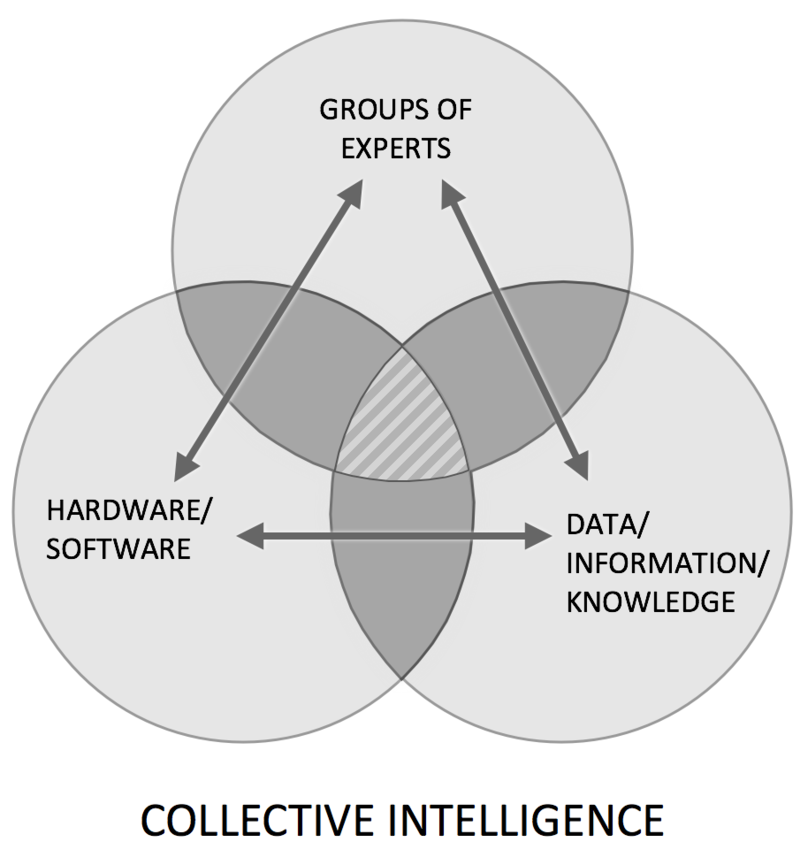 Picture source: Collective Intelligence/Wikipedia