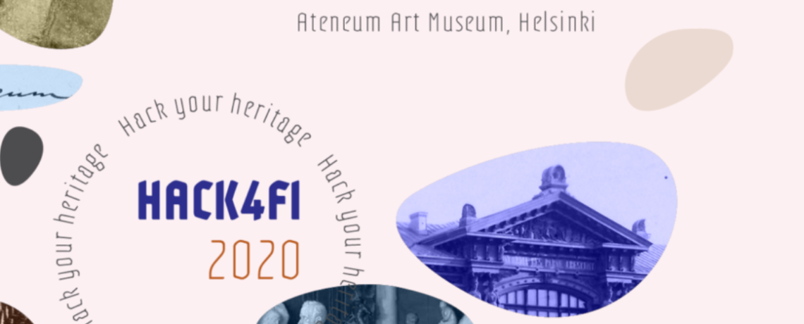 Get ready for Hack4FI in Ateneum 13–15 March 2020!